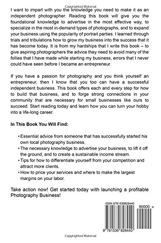 Photography Business: How To Make Money And Grow Your Business With Portrait Parties