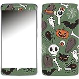 """Disagu SF-107289_1211 Design Schutzfolien für TP-Link Neffos C5 Max - Motiv """"Halloweenmuster 03"""""""
