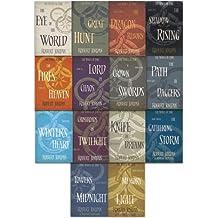 Robert Jordan The Wheel of Time Series Collection 14 Books Set Pack (Book 1-14)