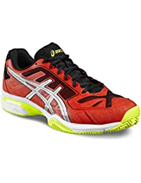 Asics - Gel Padel Professional 2 Sg, color rojo , talla UK-6