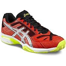 Asics - Gel Padel Professional 2 Sg, color rojo , talla UK-6.5