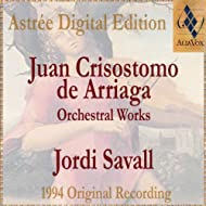 Juan Crisostomo De Arriaga: Symphony
