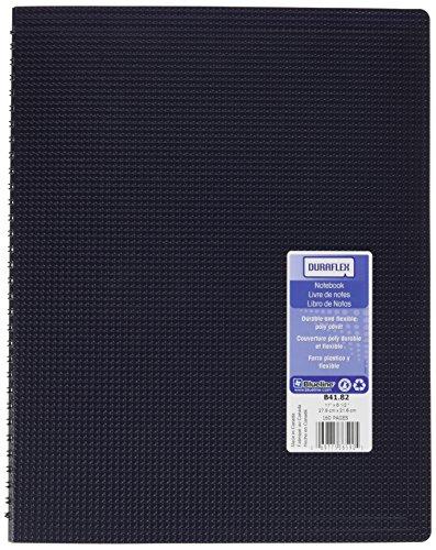 blueline2 11 x 8.5 inches blau (Notebook 4182)