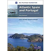 Atlantic Spain and Portugal: Cabo Ortegal (Galicia) to Gibraltar