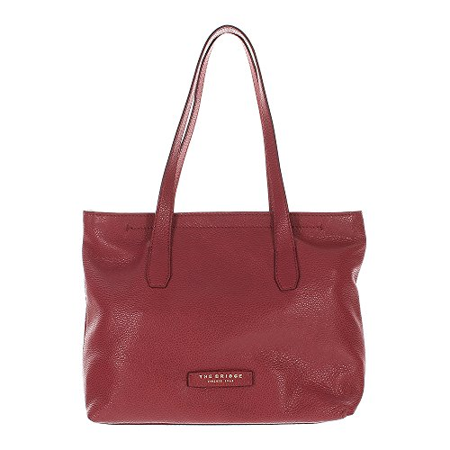 The Bridge Shopping bag 32 Cm Red