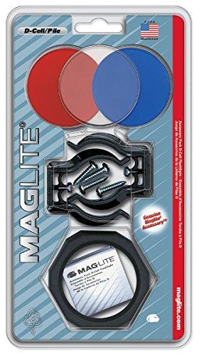 Mag-Lite ASXX376U Zubehör-Set für D-Cell Stablampen (Maglite Led-taschenlampe-halter)