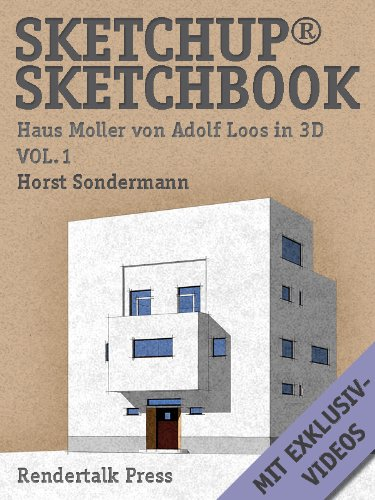 SketchUp® Sketchbook Vol.1