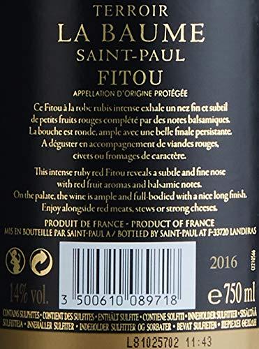 Baume-Terroir-St-Paul-AOP-Fitou-20162017-Halbtrocken-6-x-075-l