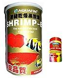 #8: Goofy Tails- Aquafin Freeze Dried Natural Shrimp Fish Food (110gm) With Aqua Toya Blood Worms (5gm)