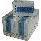 1500 RIZLA SLIM CIGARETTE FILTER TIPS 10 PACKETS - NEW