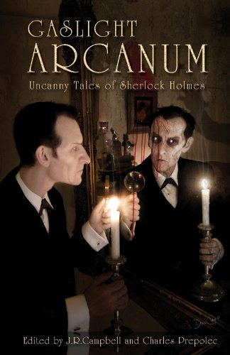 gaslight-arcanum-uncanny-tales-of-sherlock-holmes-english-edition