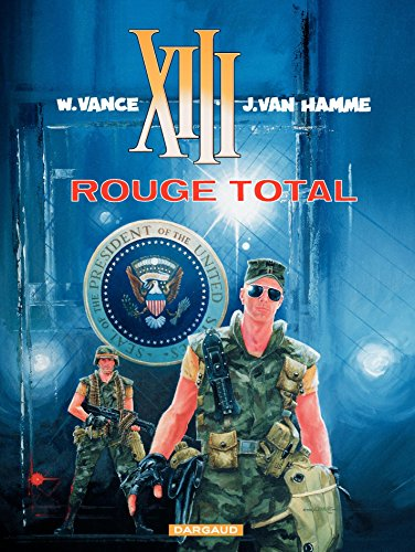 XIII - Tome 5 - Rouge total par Van Hamme