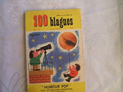100 BLAGUES //HUMOUR POP//N°179//1977 par ROGER SAM