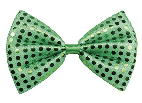 Boland 44917 Fliege St. Patrick's Day, mens, One Size