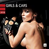 Girls & cars 2018 - Broschurkalender: Jahreskalender