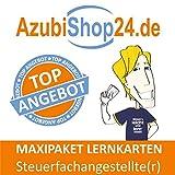 Maxi-Paket Lernkarten Steuerfachangestellte / Steuerfachangestellter Prüfung: Prüfungsvorbereitung Steuerfachangestell
