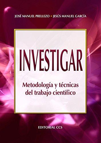 Investigar (Campus) por José Manuel Prellezo García