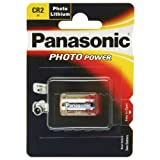 Panasonic CR2, CR2EP Lithium Batterie 10-Pack, 850mAh