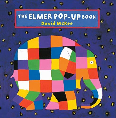 The Elmer Pop-Up Book (Elmer Picture Books)