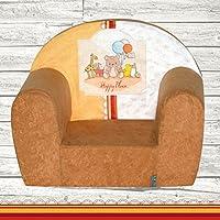 "Kindersessel ""MINI"" Happy Place W387_01 FORTISLINE preisvergleich bei kinderzimmerdekopreise.eu"