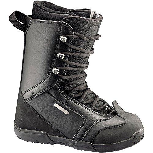 ROSSIGNOL Boots de Snow Excite RSP Chaussures Enfant 27) Noir