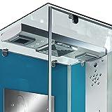AcquaVapore DTP6038-2102L Dusche Dampfdusche Duschtempel Duschkabine 100x100, EasyClean Versiegelung der Scheiben:2K Scheiben Versiegelung +99.-EUR - 9