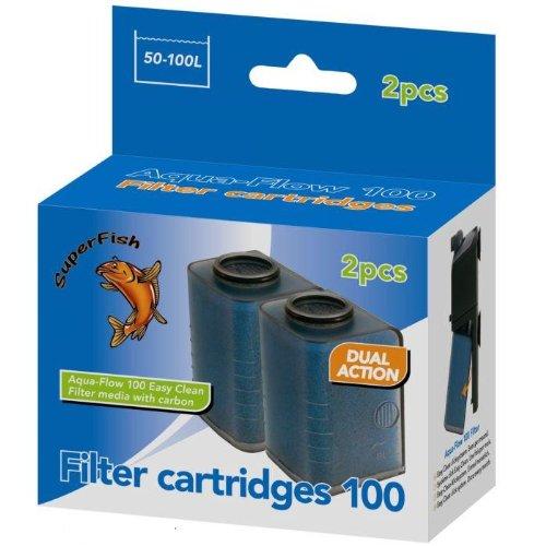 Easy Click Cartridges » Aqua Flow »100 » 2 Pcs Test
