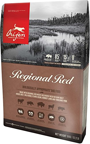 Orijen Regional Red Hundefutter 13kg