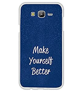 Life Quote 2D Hard Polycarbonate Designer Back Case Cover for Samsung Galaxy J7 J700F (2015 OLD MODEL) :: Samsung Galaxy J7 Duos :: Samsung Galaxy J7 J700M J700H
