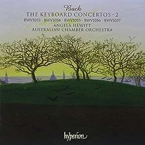 Bach: The Keyboard Concertos, Vol. 2