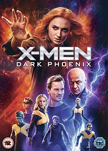 X-Men: Dark Phoenix DVD [2019]