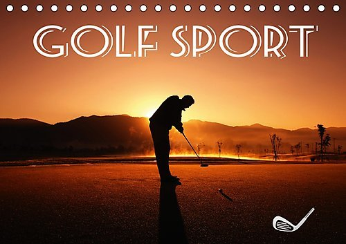 Preisvergleich Produktbild Golf Sport (Tischkalender 2017 DIN A5 quer): Golf - der neue Breitensport, faszinierend und spannend zugleich! (Monatskalender, 14 Seiten ) (CALVENDO Sport)