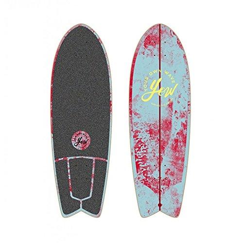 Yow Surf Skateboard-Deck fürErwachsene, Unisex, mehrfarbig, Einheitsgröße, YOCB7A01-04