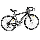 Ridgeyard 26' 54cm Alluminio bici da strada bici da...