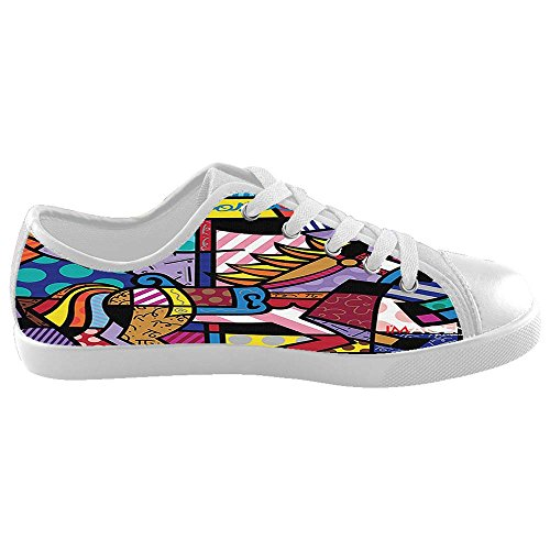 Dalliy Romero Britto Kids Canvas shoes Schuhe Footwear Sneakers shoes Schuhe E