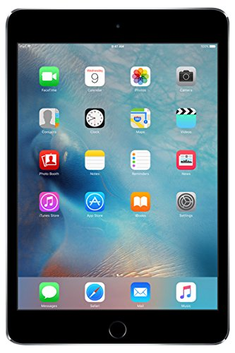 Apple iPad mini 4 Wi-Fi Cellular 128GB Space Grey