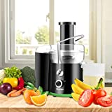 COSTWAY Juice Extractor, Centrifugal Juicer...