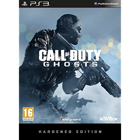 Call Of Duty: Ghosts - Hardened Edition [Importación Inglesa]