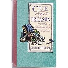 Cue for Treason by Geoffrey Trease (1973-06-01)