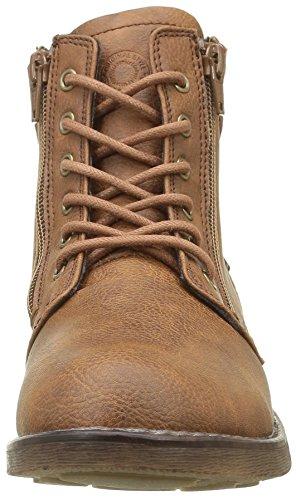 Boots BULLBOXER Braun Agr500f6s Jungen BULLBOXER Caml Jungen Biker Xwq5n6a