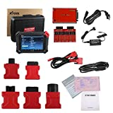 HITSAN XTOOL PAD2/PAD2 PRO Auto Key Programmer with EPB TPS DPF Oil Battery Reset Function Better Than OBDSTAR X300
