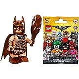 Lego Batman The Movie Mini Figure Series Clan Of The Cave Batman (Unopened Item) | THE LEGO Batman Movie Minifigures Series Clan Of The Cave Batman ?71017-4?