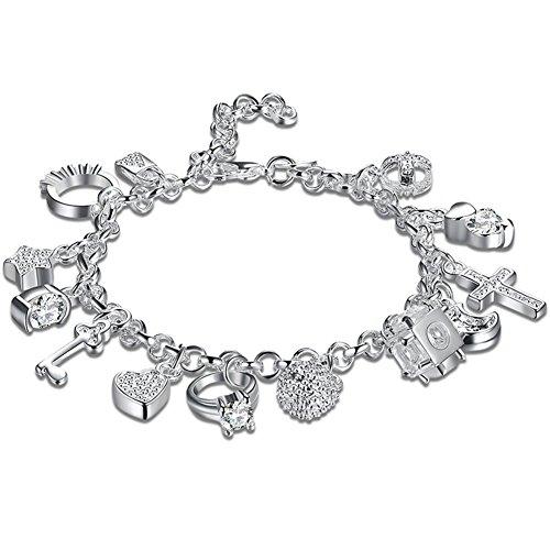 z-p-women-grils-silver-plated-chain-figure-pendant-exquisitely-made-bracelet