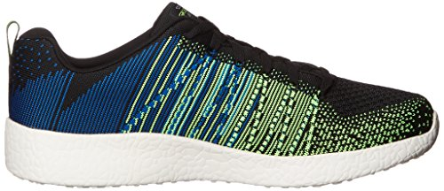 Skechers Burst In The Mix, Chaussures Multisport Outdoor homme Multicolore