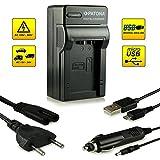 ¡Novedad! – El primero cargador de batería con conexión micro USB · adecuado para la batería...