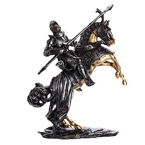 Römischen Familie Kostüm - DDCYY RöMischer Ritter Skulptur, Charakter Statue, Harz Dekoration, Wohnzimmer Dekoration, BüRo, Schlafzimmer, Weinschrank, Bar, Geschenk,DY-02