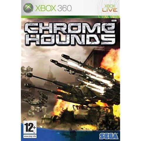 SEGA Chromehounds, Xbox 360