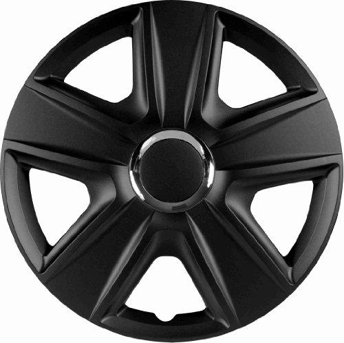 """Preisvergleich Produktbild Universal Radzierblende Radkappe Esprit schwarz 16"""" 16 Zoll Dacia Logan Sandero Duster"""