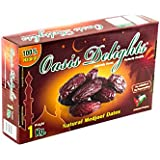Oasis Delights Natural Medjool Dates (1kg)