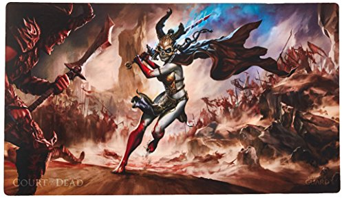 Ultimate Guard UGD010740 - Court of The Dead Play-Mat Death's Valkyrie, 61 x 35 cm Preisvergleich